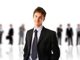 Jeune homme cravate