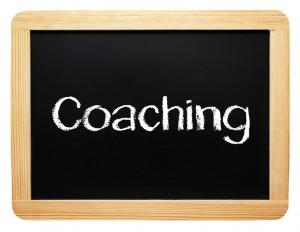Coaching - Business Concept - freigestellt